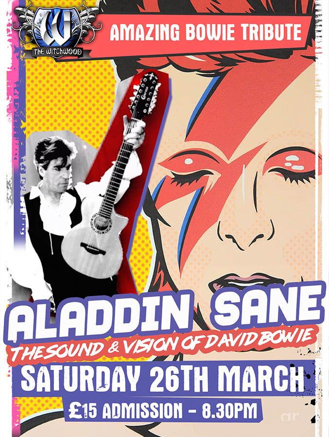 bowie tribute witchwood march 2022